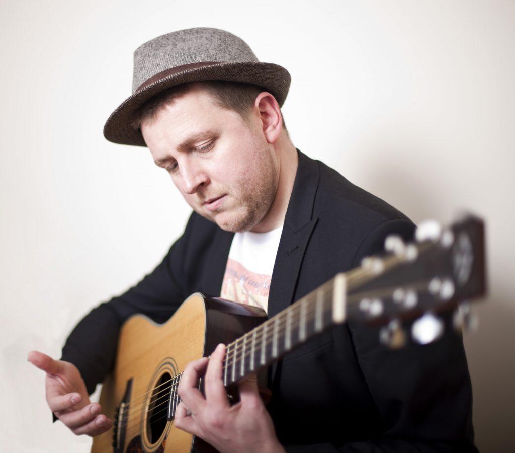 Drue James - Acoustic Guitar Lessons