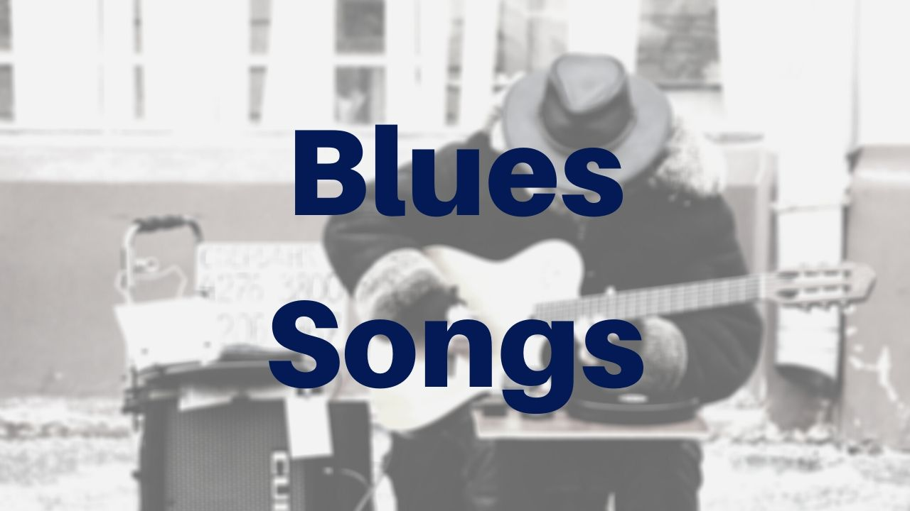 Blues Guitar Song Lessons - Drue James - Free Acoustic Guitar Lessons